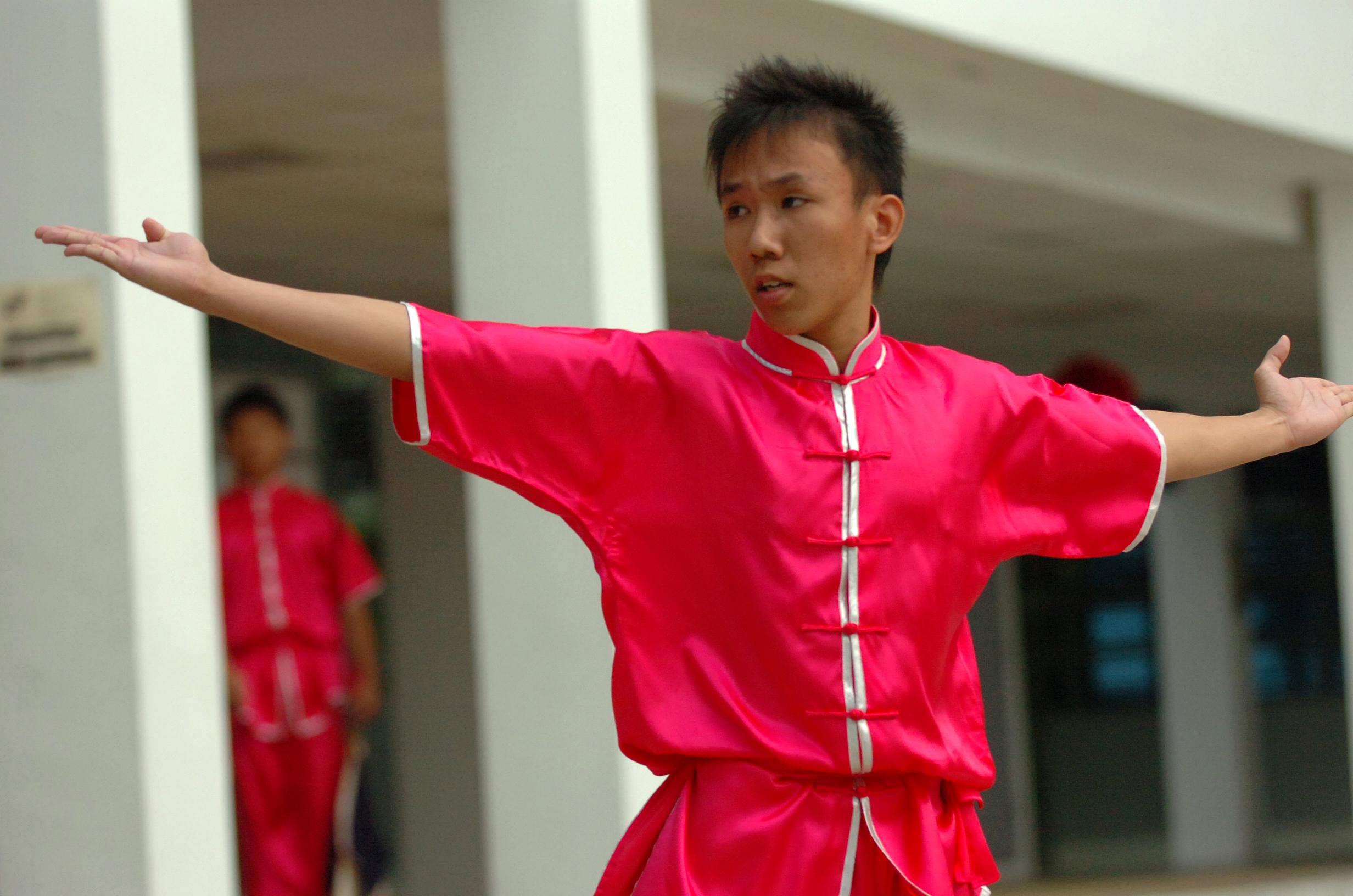 Yi Liang @ CNY Celebration 2007