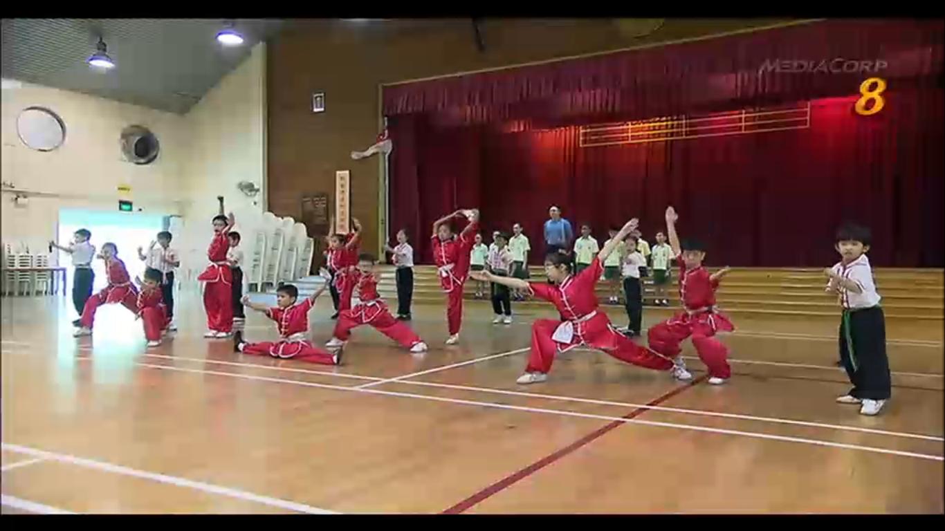 Greenridge Wushu Team