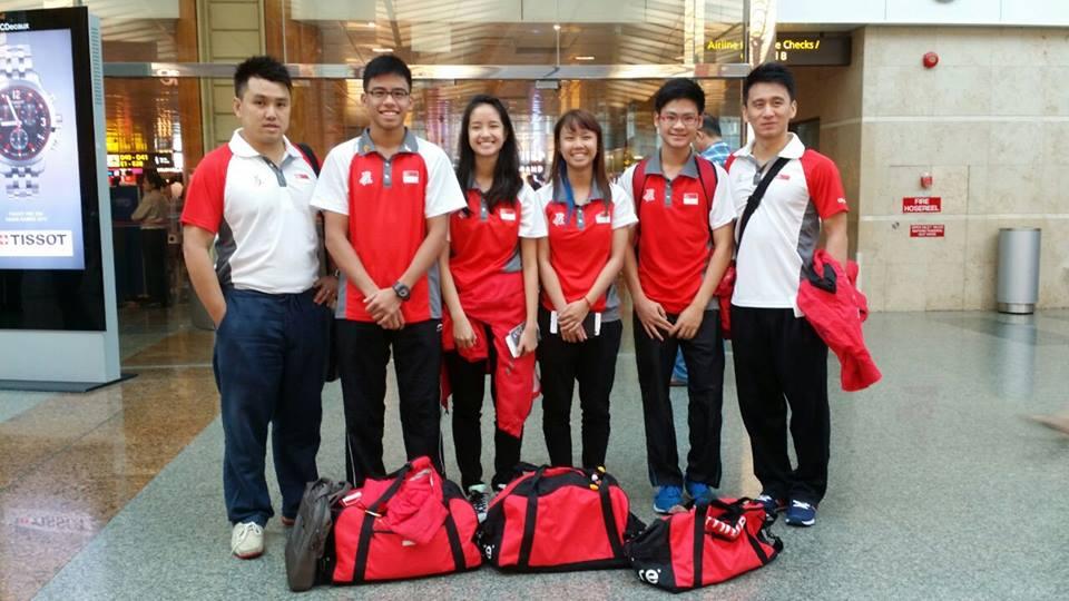 YOG Team Singapore