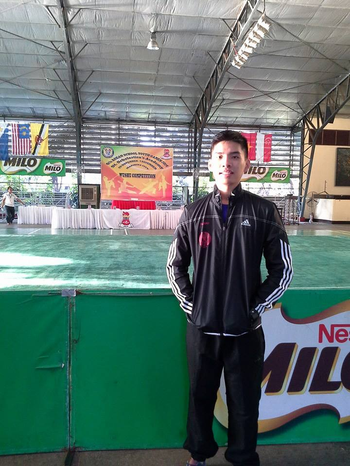 6th ASEAN Schools Games - Wushu 3