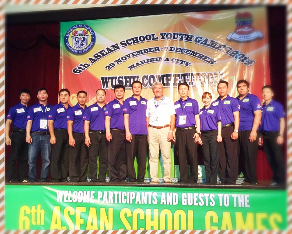 6th ASEAN Schools Games - Wushu 8
