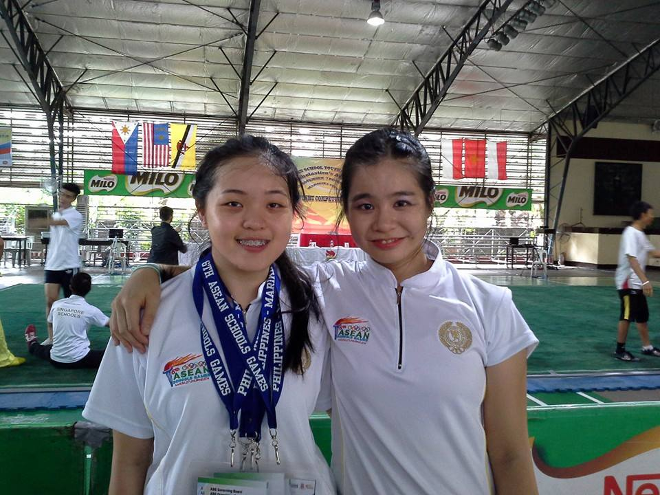 6th ASEAN Schools Games - Wushu Day 1