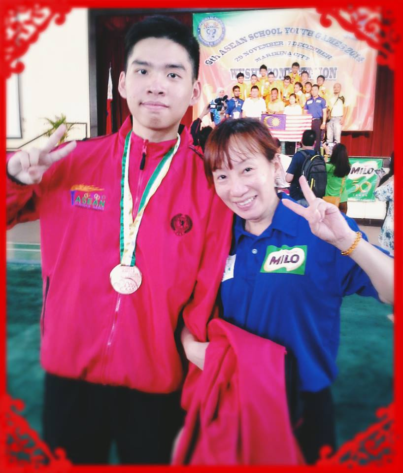 6th ASEAN Schools Games - Wushu Day 5