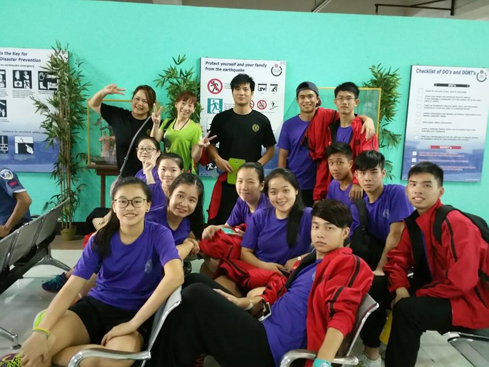 6th ASEAN Schools Games - Wushu